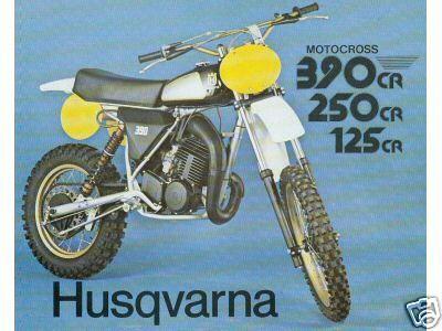 use the chart below to identify your year model engine on your rh husqvarna parts com 1972 Husqvarna 250 WR 1973 Husqvarna 250 WR